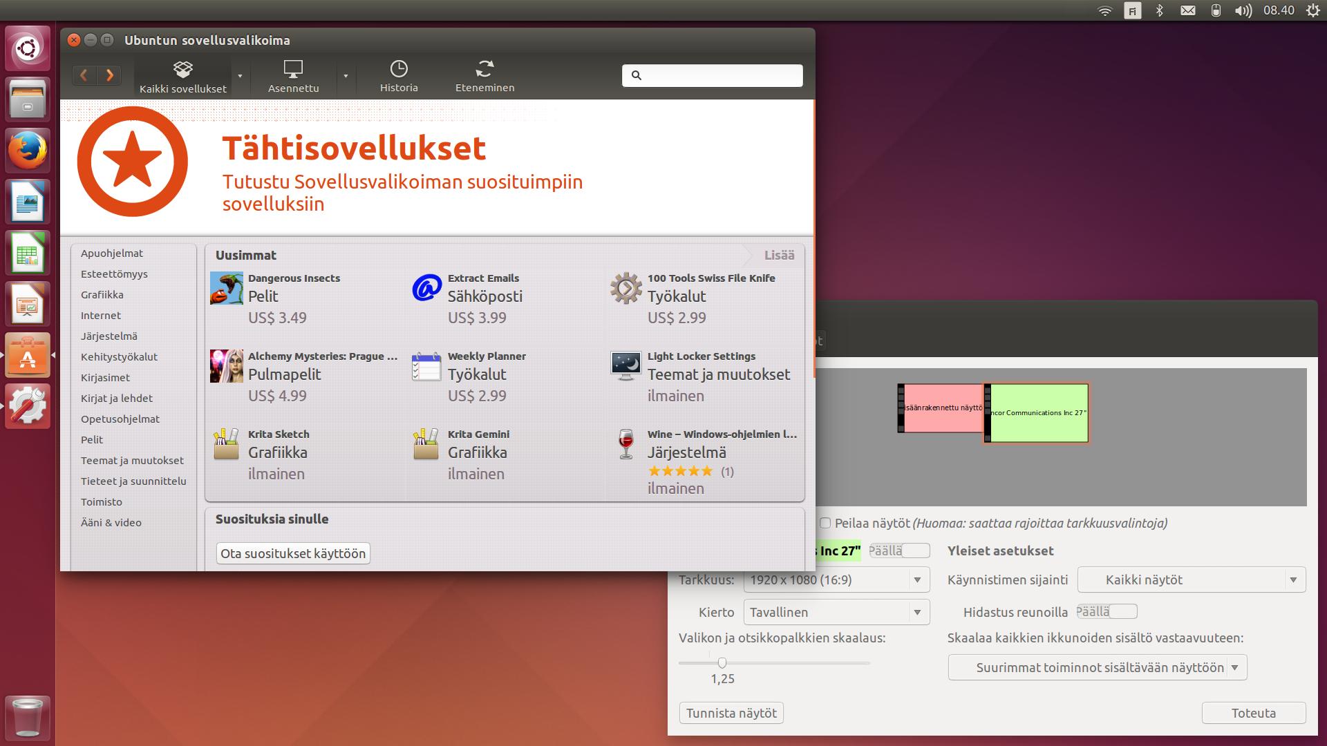 Linux - Viikon VALO